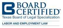 board certified labor and employment law