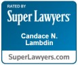 Candace Lambdin Super Lawyers