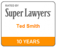 ted smith super lawyers